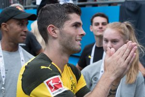 Chelsea's new signing Christian Pulisic pens down an emotional note to Dortmund fans