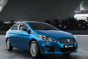 2018 Maruti Suzuki Ciaz teased ahead of launch