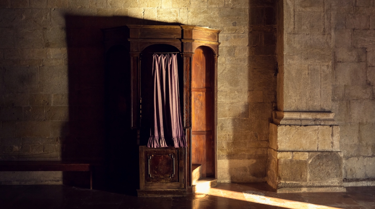 The rules of confession in the church