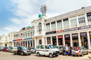 Connaught Place world's 9th most expensive office location: CBRE