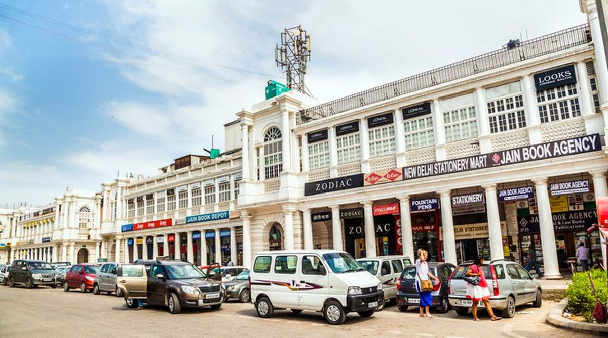 Connaught place office space
