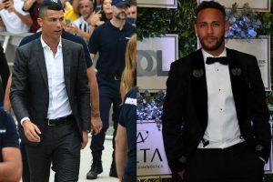 Cristiano Ronaldo is a legend in football, a genius: Neymar Jr