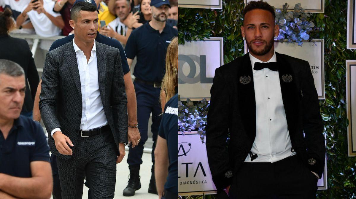 CR7, Neymar Jr, Cristiano Ronaldo
