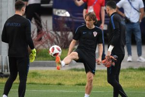2018 FIFA World Cup | Croatia vs Denmark: Line-ups are out