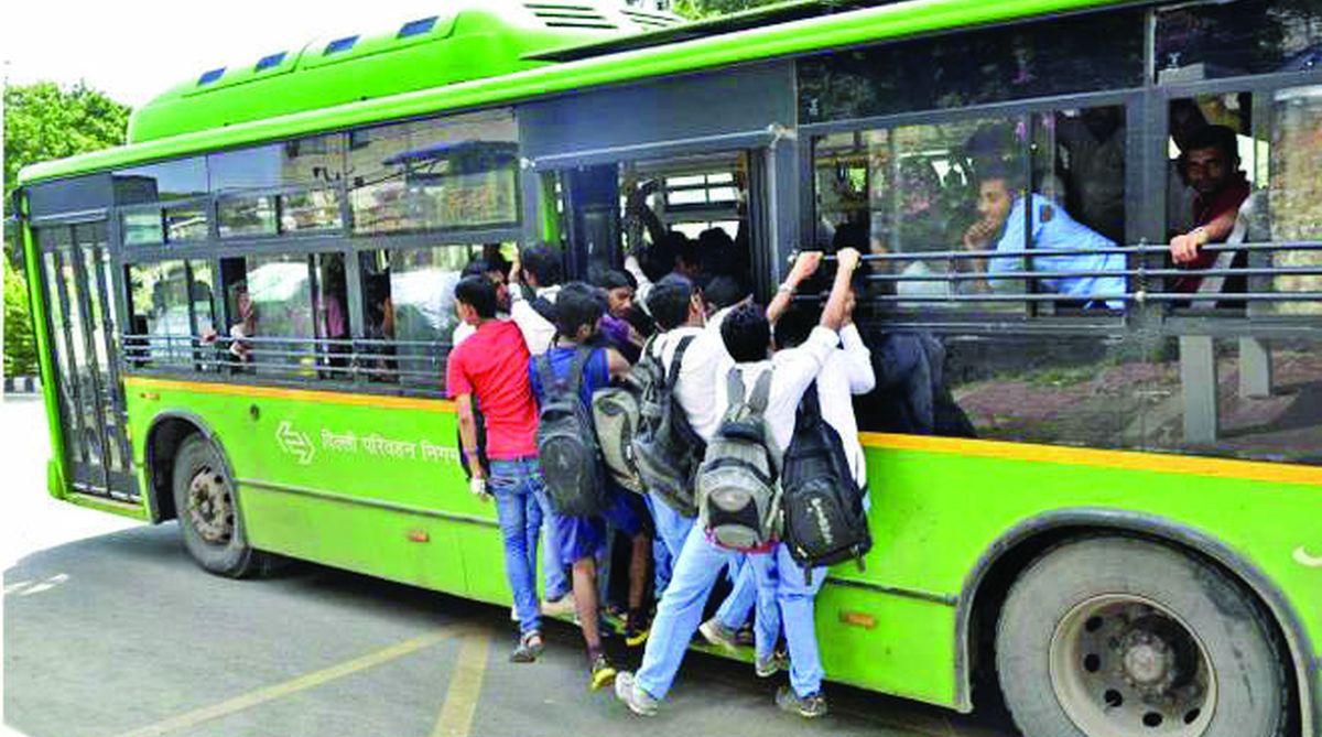 Delhi government, Delhi HC, Delhi buses,