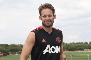 Manchester United boss Jose Mourinho showers praise on departing Daley Blind