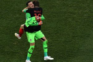 2018 FIFA World Cup   Croatia set up Russia quarter-final after ousting Denmark in shootout