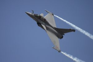 Rafale combat jets to show might at 'Mission PEGASE'