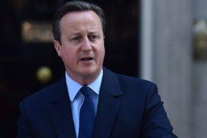 80% chance of Britain leaving European Union: Former PM David Cameron