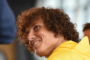 Watch: David Luiz fulfils young Chelsea fan's wish, makes another promise