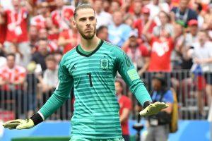 2018 FIFA World Cup | Spain custodian David de Gea has explicit reaction to La Roja's exit