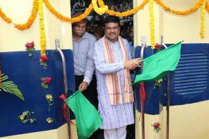 Dharmendra Pradhan inaugurates Bhubaneswar New Railway Station