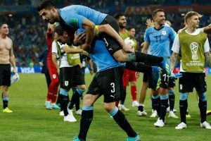With Cavani and Suarez, Uruguay can beat anyone: Captain