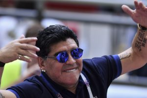 2018 FIFA World Cup | Diego Maradona believes Brazil are going to win