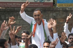 Dinesh Gundu Rao named new Karnataka Congress chief