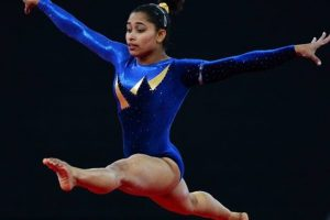 Dipa Karmakar wins gold in World Challenge Cup, PM Modi congratulates gymnast