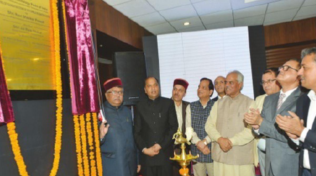 Ravi Shankar Prasad, Himachal Pradesh, e-Hospital