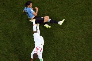 2018 FIFA World Cup | Uruguay forward Edinson Cavani not ruled out of QF