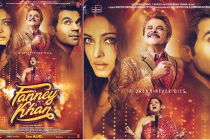 Fanney Khan is a heartwarming ode to a father's dream