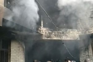 Five burnt alive as fire breaks out in house in Himachal