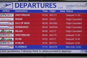 Heavy rains: 24 flights diverted from Delhi