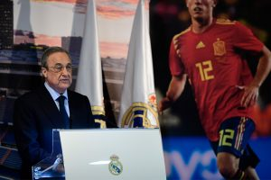 Hunger for success a distinguished characteristic of Real Madrid: Perez