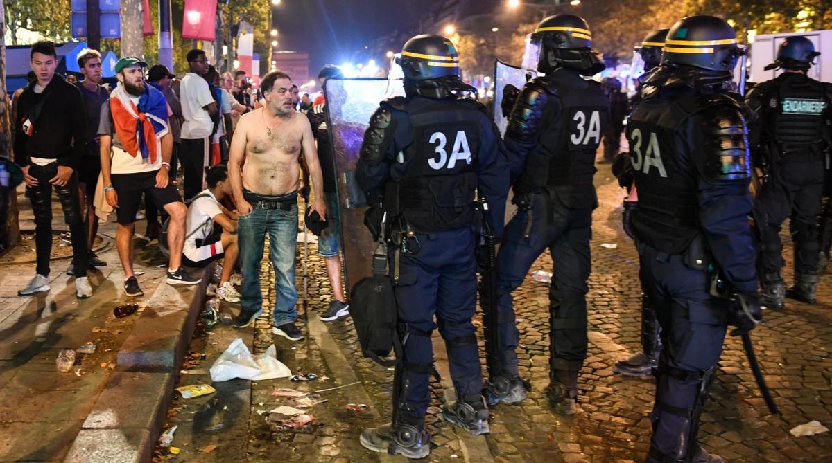 France Paris FIFA World Cup
