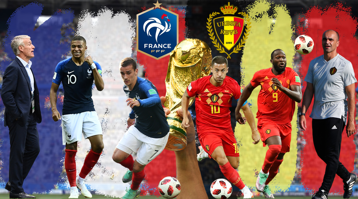 2018 FIFA World Cup   France vs Belgium preview: Final ...