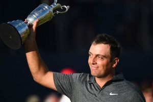 British Open: Molinari becomes first Italian to win a major golf title