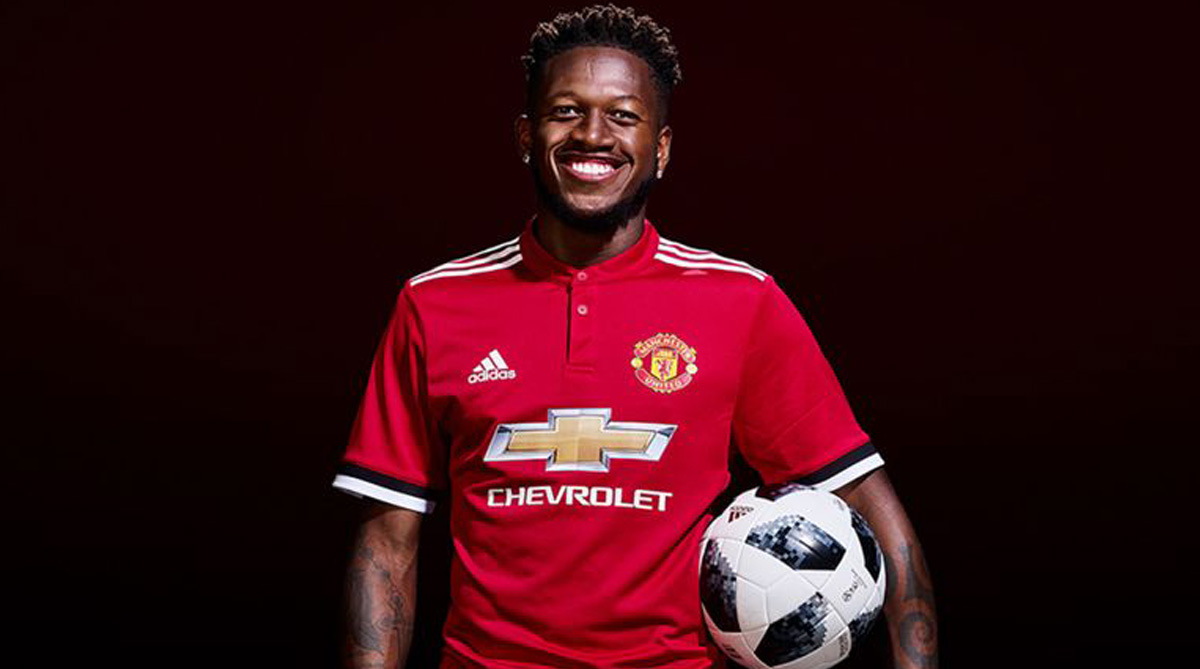 dc3b45e6 Manchester United unveil home jersey for 2018/19 season, fans rage at price
