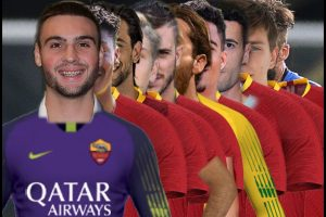 Roma signs Brazilian goalkeeper Daniel Fuzato
