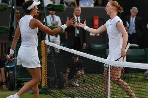 Defending champ Muguruza out of Wimbledon as seeds scatter