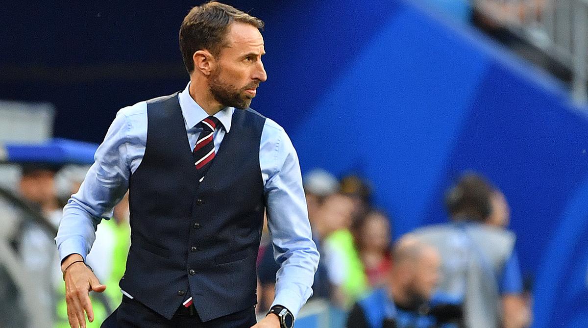 England Football, 2018 FIFA World Cup, FIFA World Cup 2018, Gareth Southgate