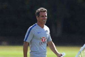 Zola returns to Chelsea as head coach assistant
