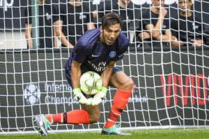 Say I'm your No.1: goalkeeper Buffon faces fight at PSG