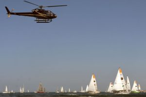 In Pictures: Golden Globe Race kicks off
