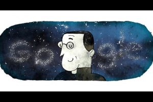 Google honours Georges Lemaitre, the Belgian cosmologist, physicist and priest behind Big Bang theory