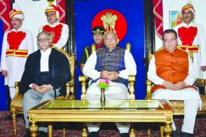 Governor Vohra orders satellite mapping of Dal Lake