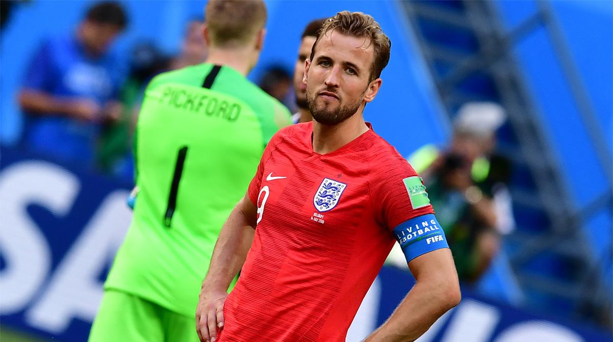 Harry Kane, England Football, 2018 FIFA World Cup, FIFA World Cup 2018, Golden Boot, Top Scorer, Twitter, Gary Linker, Alan Shearer
