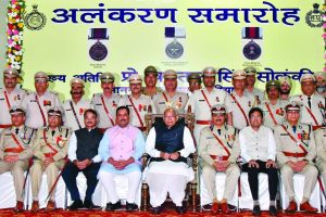 96 Haryana policemen awarded