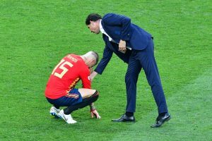 2018 FIFA World Cup | This is what Spain coach  Fernando Hierro said after loss to Russia
