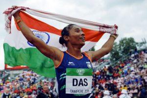 Neeraj, Hima among 7 Indians named for IAAF Continental Cup