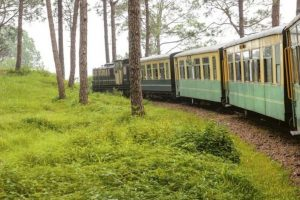 Landslides hit rail traffic on Kalka-Shimla track