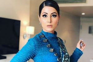 Hina Khan slaps legal notice on jewellery brand, demands apology
