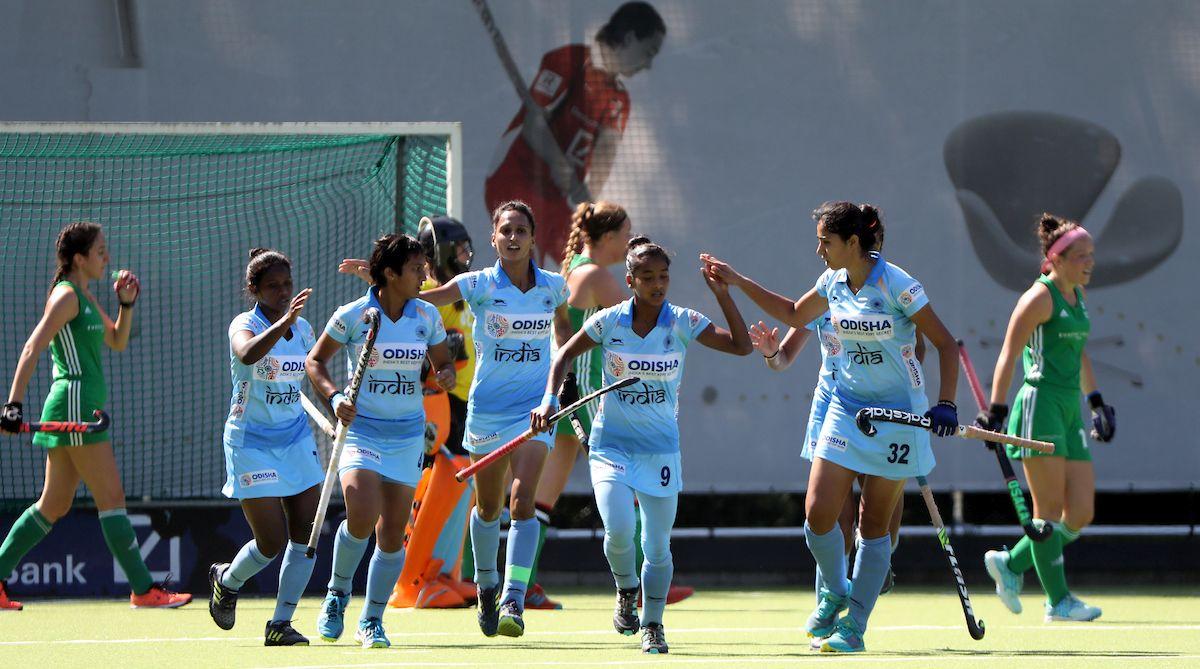 India Women's Junior Hockey team