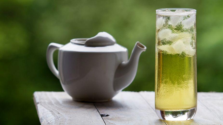 Iced Green Tea