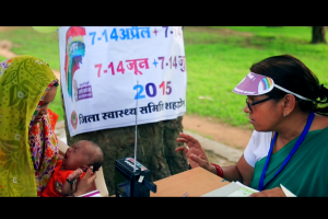 Reaching the last mile: India's immunisation story