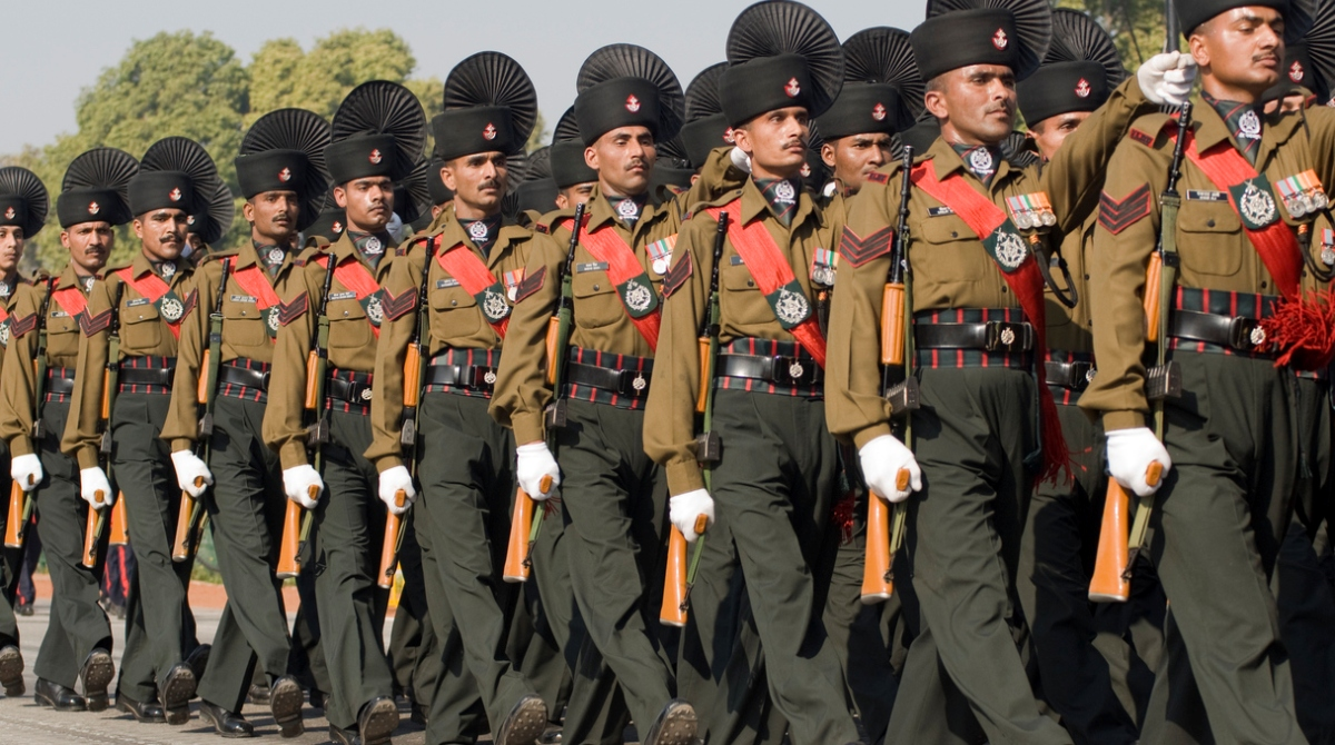 Indian Armed Forces, Indian Army, Subhash Bhamre, Indian Army officers, Army officers Shortage