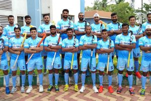 Hockey India names 18-member Indian Men's Hockey Team for the 18th Asian Games
