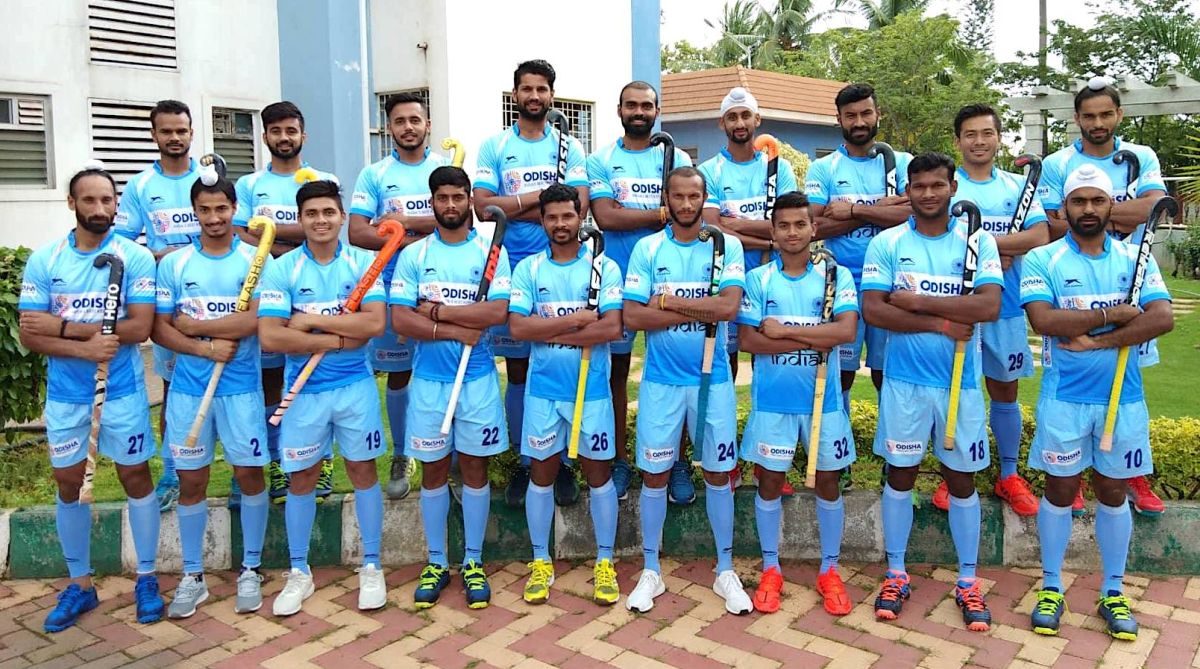 Indian Men's Hockey Team, 18th Asian Games